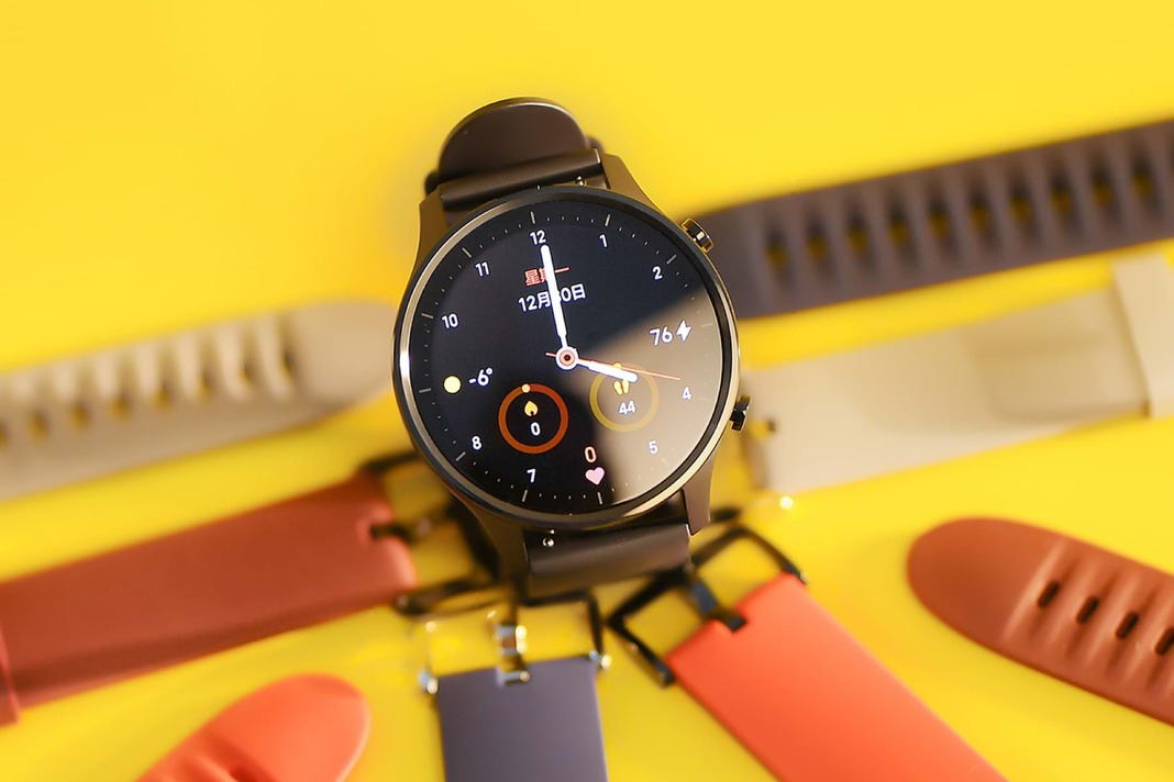 Xiaomi выпустила потрясающие «умные» часы с круглым дизайном и NFC