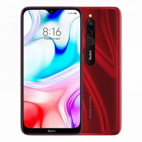 Xiaomi Redmi 8 3/32GB Red/Красный Global Version